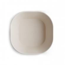 Квадратные миски (2шт) Ivory