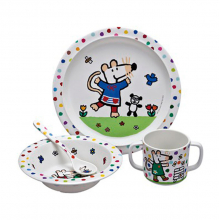 Набор детской посуды Mimi