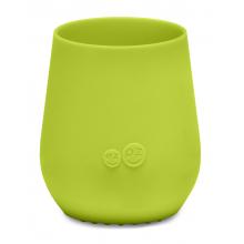 Силиконовая кружка ezpz - Tiny Cup (лайм)