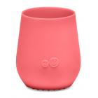 Силиконовая кружка ezpz - Tiny Cup (коралловый)