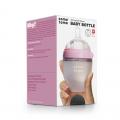Бутылочка для кормления Розовая (250 мл)