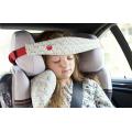 Фиксатор головы ребенка для автокресла Клювонос + подушка облачко (Голубой)
