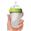 Бутылочка для кормления Зелёная (250 мл)