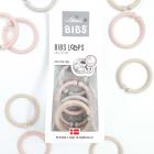 Набор BIBS Loops: Vanilla/Blush/Sand (6шт)
