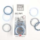 Набор BIBS Loops: Cloud / Baby Blue / Petrol (6шт)