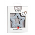 Прорезыватель BIBS Baby Bitie Star Baby Blue
