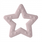 Прорезыватель BIBS Baby Bitie Star Pink Plum