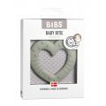 Прорезыватель BIBS Baby Bitie Heart Sage