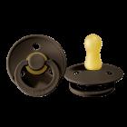 Соска-пустышка BIBS Chocolate 0-6 мес