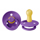 Соска-пустышка BIBS Purple 0-6 мес