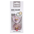 Набор BIBS Colour: Dusky Lilac/Heather, 0-6 мес