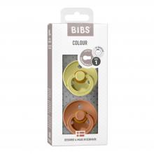 Набор BIBS Colour: Meadow/Earth, 0-6 мес