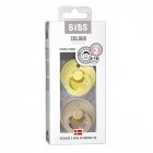 Набор BIBS Colour: Sunshine/Sand, 6-18 мес