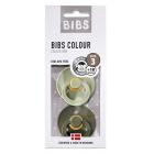 Набор BIBS Colour: Sage/Hunter Green, 18-36 мес