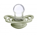 BIBS Couture Silicone Sage 0-6 мес