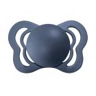 BIBS Couture Latex Steel Blue 0-6 мес