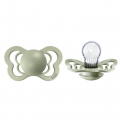 BIBS Couture Silicone Sage 6-36 мес