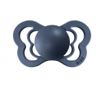 BIBS Couture Silicone Steel Blue 6-36 мес