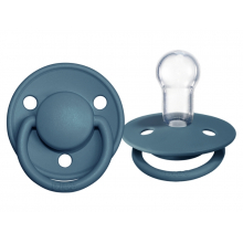 BIBS De Lux Silicone Petrol 0-36 мес