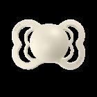 Соска-пустышка BIBS Supreme Latex Ivory 0-6 мес