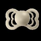 Соска-пустышка BIBS Supreme Silikone Sand 6+ мес