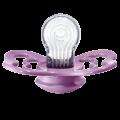 Соска-пустышка BIBS Supreme Silikone Lavender 6+ мес