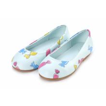 Туфли Lolli голубые
