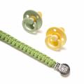 Плетеный держатель Светло-зеленый