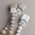 Держатель для пустышки Colour Pop Marble