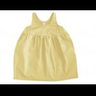Платье bubble желтое