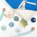 Набор из двух полотенец, синий