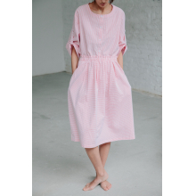 Летняя юбка с карманами