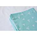 Постельное белье Мятные треугольники