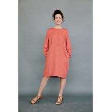 Платье-рубашка для мамы