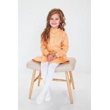 Рубашка-туника медовая