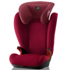 Детское автокресло Britax Roemer Kid II Black Series Flame Red Trendline