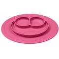 Тарелка ezpz - Mini Mat (розовый)