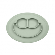 Тарелка ezpz - Mini Mat (оливковый)