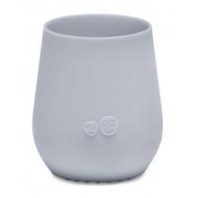 Силиконовая кружка ezpz - Tiny Cup (светло-серый)