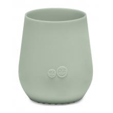 Силиконовая кружка ezpz - Tiny Cup (оливковый)