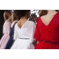 """Шикарное платье """"Red Chic"""""""