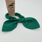 Резинка для волос изумрудно-зеленый