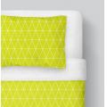 Постельное белье Цветные треугольники