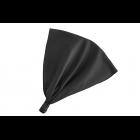 Косынка черная