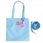 Детская сумка, голубой