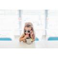 Солнцезащитные очки Babiators Original. Шаловливый белый