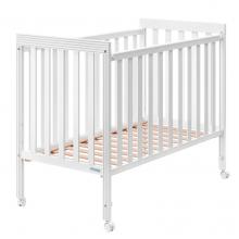 Кроватка 120x60 Micuna Basic-1 White