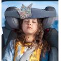 """Фиксатор головы ребенка для автокресла """"Принцесса серебро"""""""