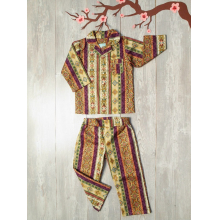 Пижама Юката с цветами