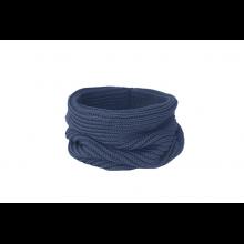 Снуд джинсово-синий